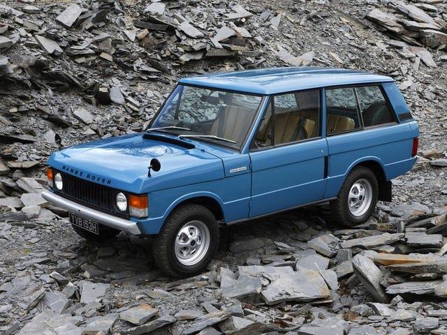 Keep Oppo Range Rover Classic