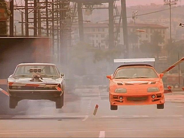 O original <i>Fast & Furious</i> estará de volta nos cinemas por apenas um dia