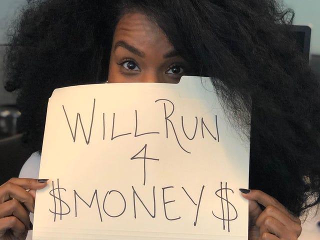 """Bish, eu corro a semana 6: a angariação de fundos é """"divertida"""" (disse ninguém)"""