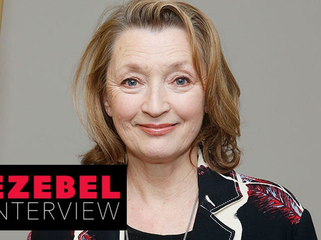 The Phantom Thread's Lesley Manville Talks Range and Fragile Masculinity