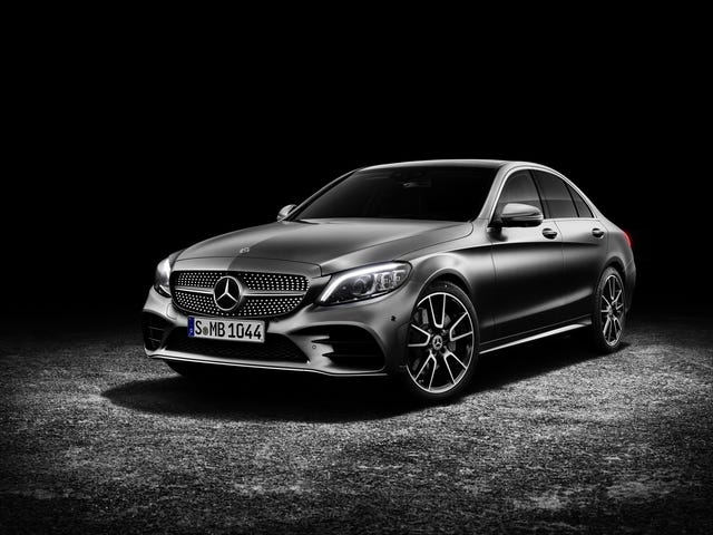 New C class facelift is here!