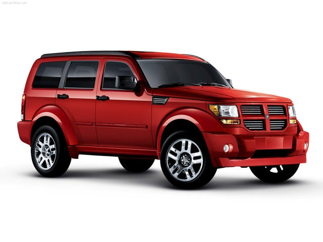 Forgotten Cars: Dodge Nitro