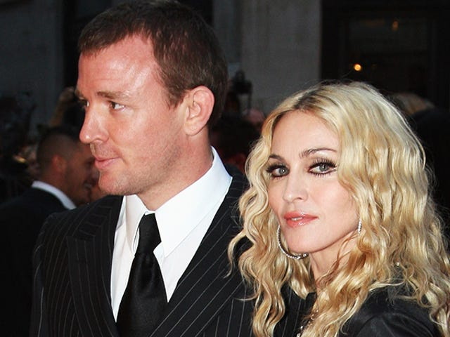 Guy Ritchie Reportedly Thinks Madonna's Parenting Style Is Killing Their Son's Confidence