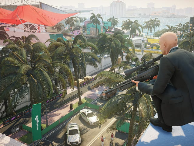 <i>Hitman 2</i> Is Coming Out This November