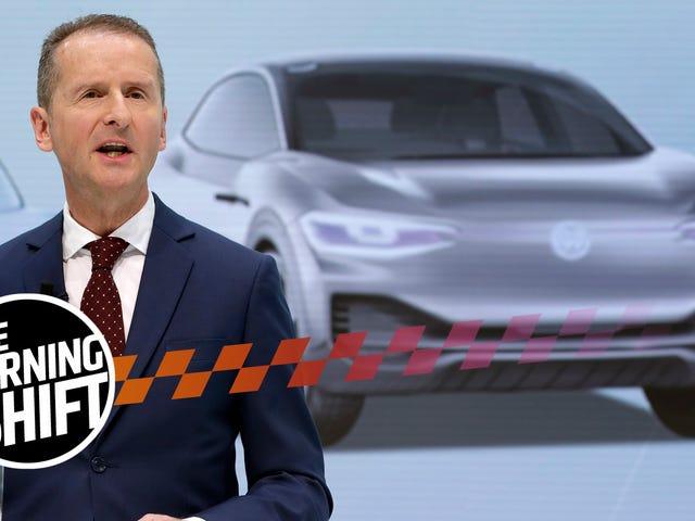 Ang Bagong Boss ng Volkswagen Ay Narito Upang Iling Up Ang Mga Tatak