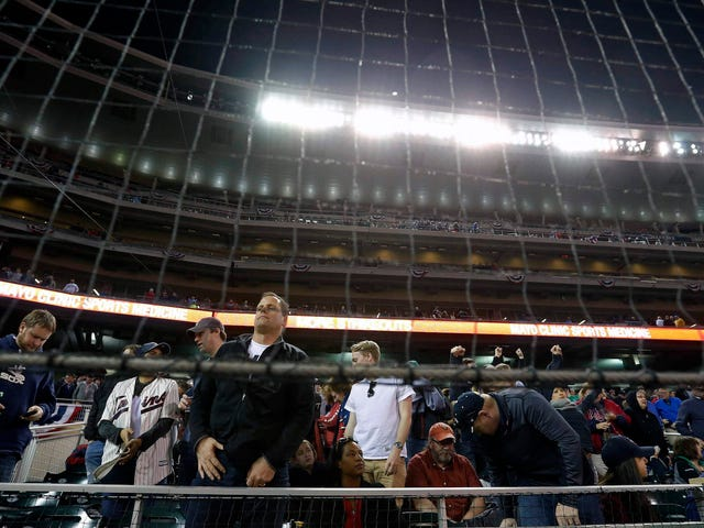 Cleveland, Minnesota To Extend Safety Netting At Ballparks