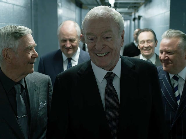 King Of Thieves is an embarrassing misstep for its stars, its director, and its writer