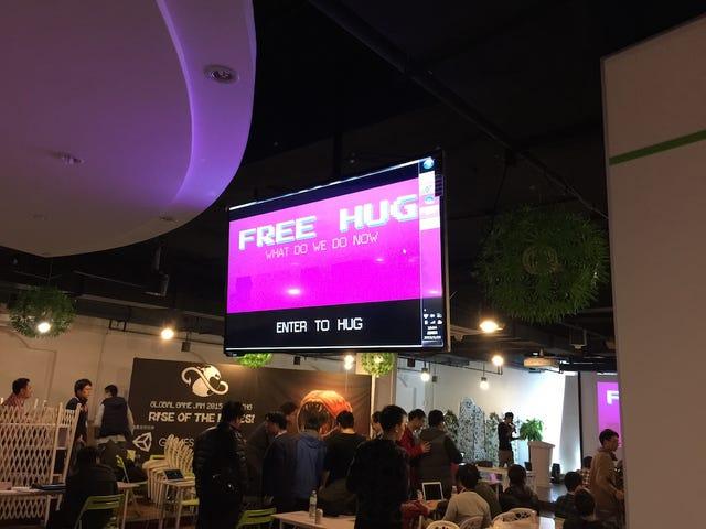 Empat Kreatif (jika Pelik) Permainan dari Global Game Jam Beijing