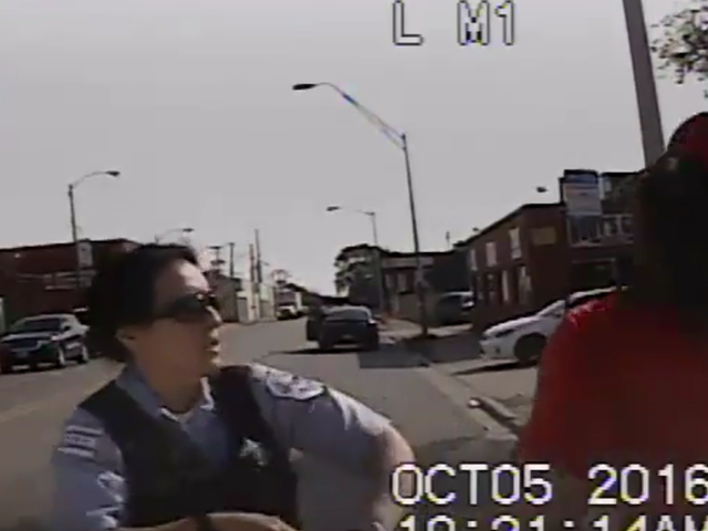 Report: To Avoid Scutiny, Chicago Police Officer Didn't Shoot Suspect for Beating Her