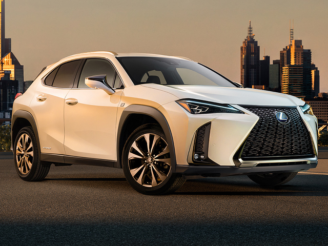 World Debut of the Lexus UX, Further Proof That Words Don't Mean Things, and Anything Called a Crossover Will Sell Like Hotcakes