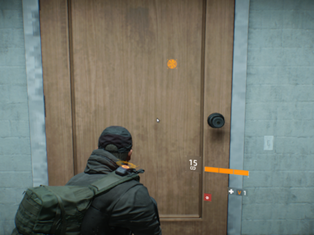 The Division's Developers Keep Fixing 'Weird Doors'