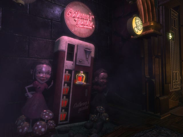 Obscure Hidden Message In BioShock Re-Surfaces A Decade After Release