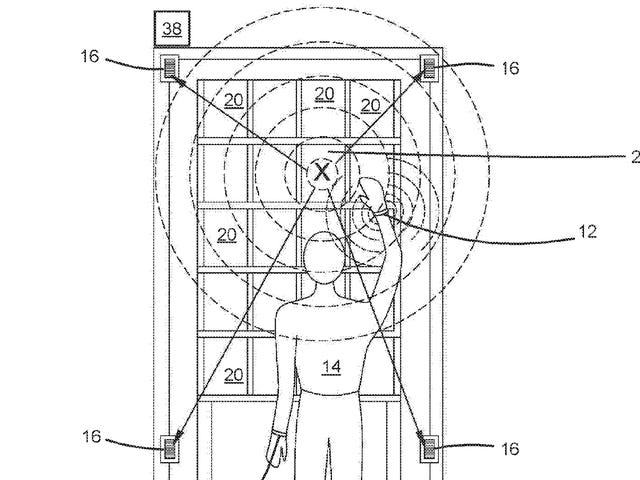 Amazon Patents Wristband to Track Hand Movements of Warehouse Employees