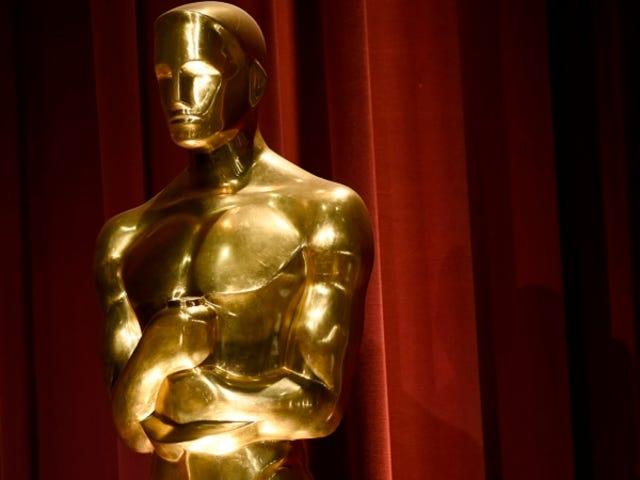 Chris Rock i Jada Pinkett Smith krytykują Oscary za niemal całkowicie białe nominały