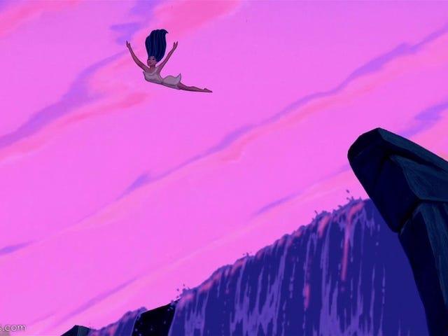 Pocahontas should have died.