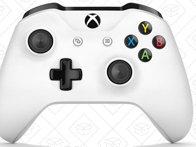 Pick Up An Extra (PC-Compatible) Xbox One S Controller For $36