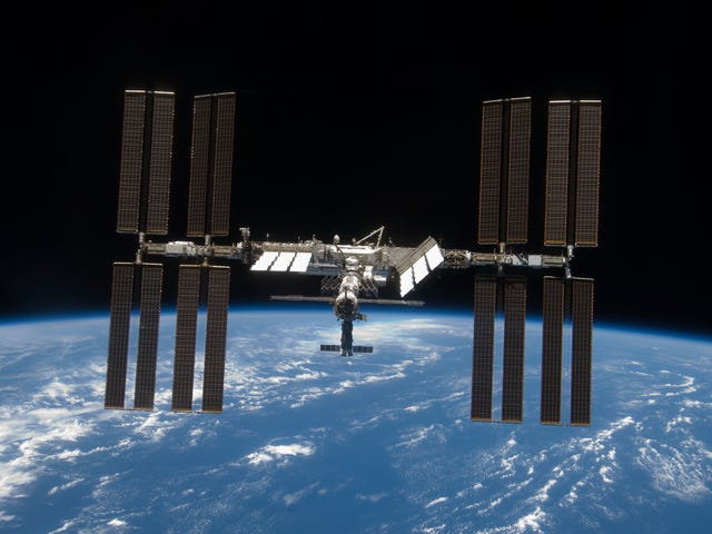 America Could Lose Its Access to the International Space Station for Nearly a Year