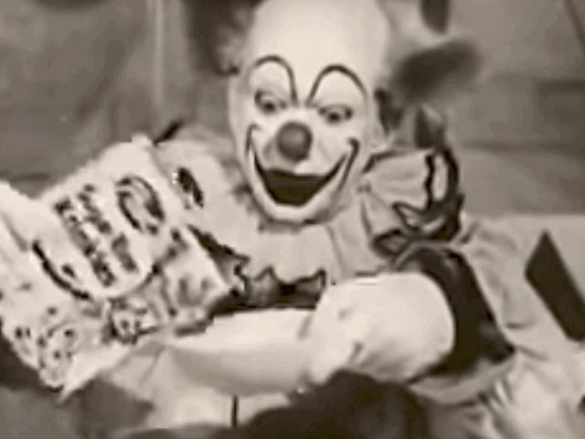 Last Call: Here lies the world's creepiest food mascot