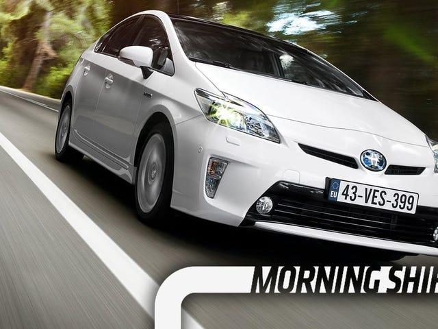 Toyota se souviendra de 3,4 millions de voitures, plus de sacs gonflables et de réservoirs d'essence