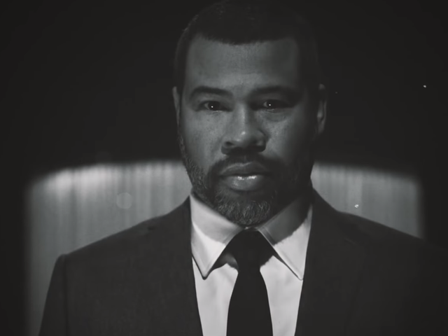 La <em>Twilight Zone</em> Jordan Peele pronto estará disponible en blanco y negro, como lo exige el Cosmos