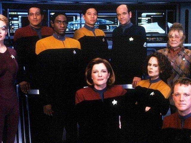 Star Trek: Voyagers Must Watch-episoder