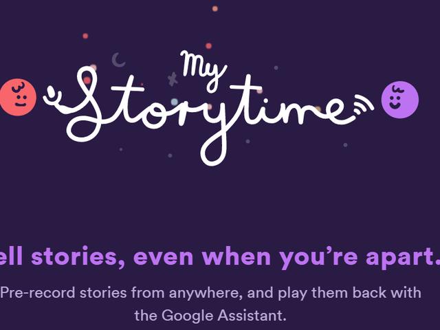 Nagrywaj i udostępniaj bajki na dobranoc dla swojego dziecka za pomocą Google Home