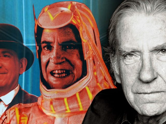 David Warner on Twin Peaks, Tron, Titanic, Time Bandits, and Teenage Mutant Ninja Turtles II