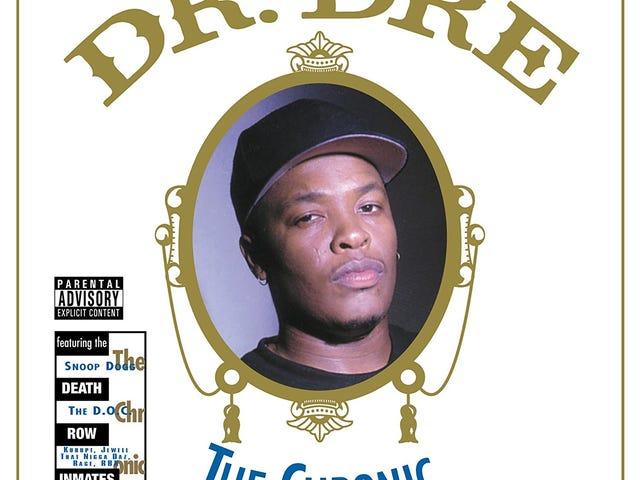 En nationell helgdag: Dr. Dres 'The Chronic' kommer att träffa alla strömningstjänster den 4/20