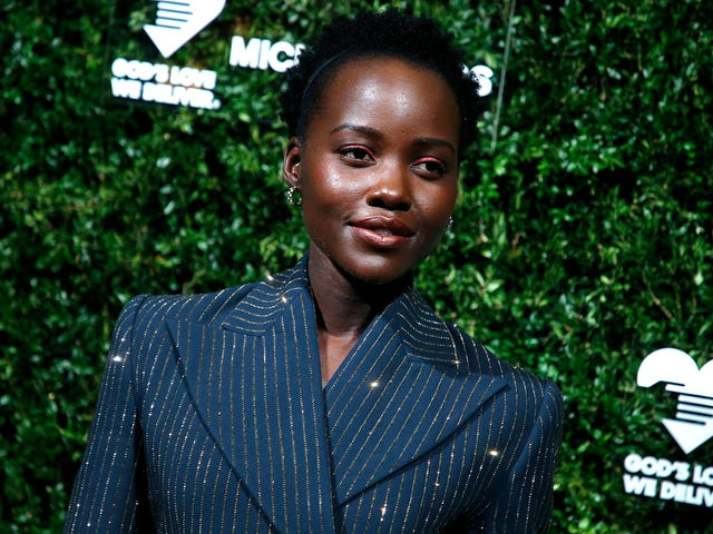 #AskLupita: Last Night, Lupita Nyong'o Talked Us, Colorism and Sulwe With Twitter