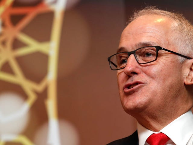 Prime Minister Says the Laws of Australia Can Beat the Laws of Math