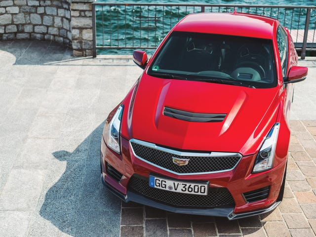The 2019 Cadillac ATS-V's $4,000 Price Jump Is Actually a Good Deal