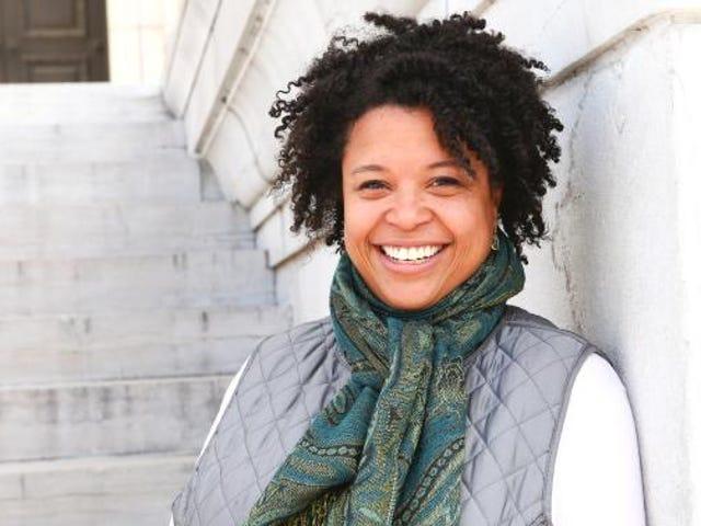 She's Speaking Up for the Voiceless in Ferguson