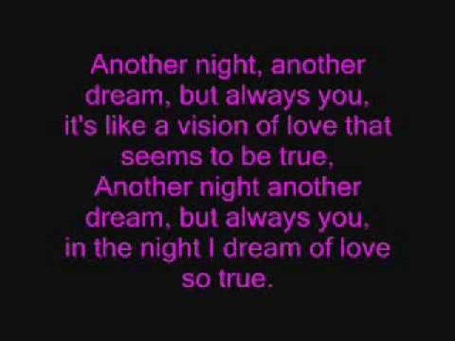 Real McCoy- Un'altra notte