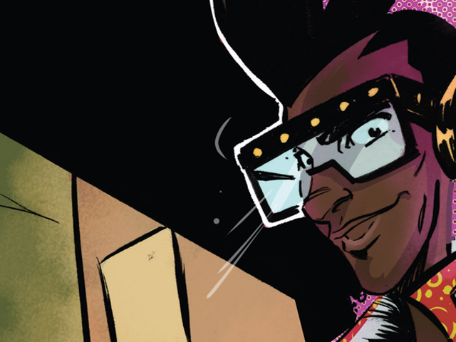 A New Hacker Hero Rises in a Look Inside the Next Comixology Original, Quarter Killer