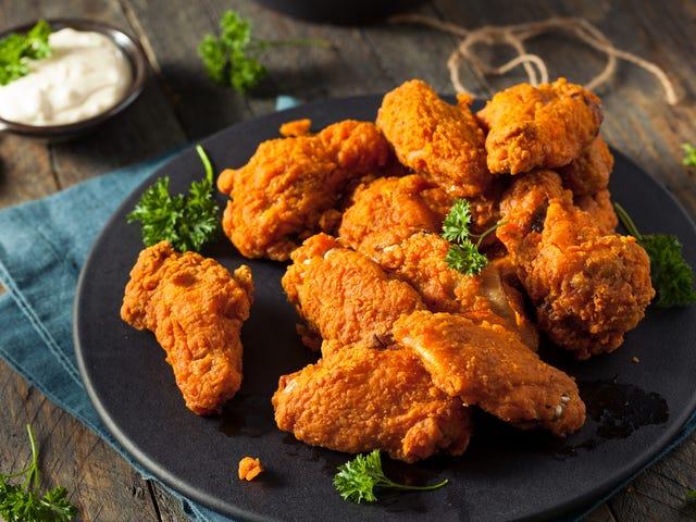 Na vida como um negro que não gosta muito de frango