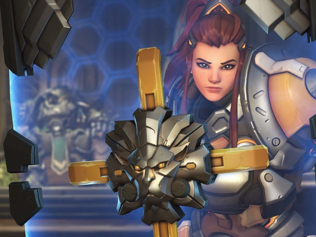 Brigitte Arrives In Overwatch's Competitive Mode, Makes Tanks Miserable