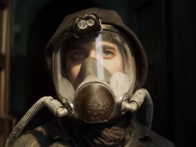 Maa on kuolee ja on aika ihmisille GTFO: lle ensimmäisessä Trailerissa Netflixin <i>IO</i>