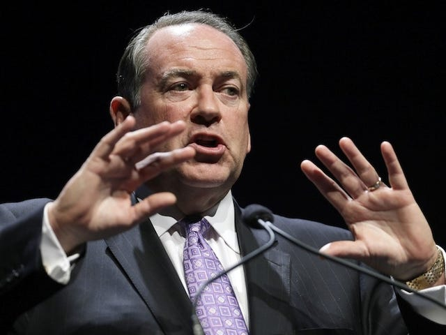 Mike Huckabee Thinks Somebody Gives a Shit About His Beyoncé Opinions