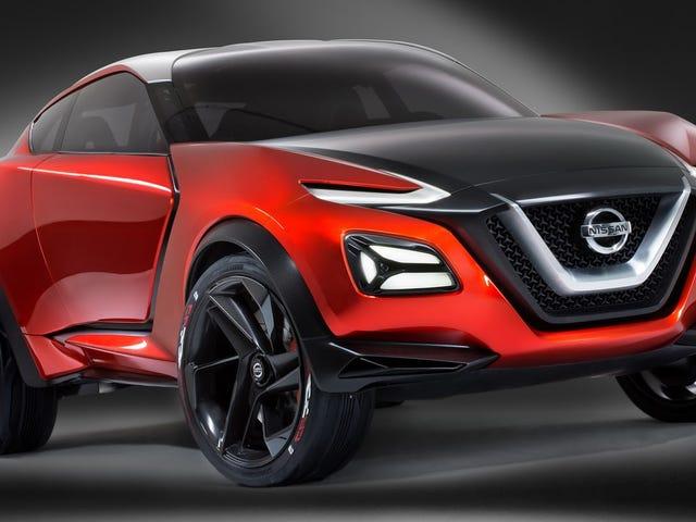 Konsep Nissan Gripz Adalah Crossover Z-Diilhamkan Itu Tidak Harus Menjadi Hebat Tetapi Adakah