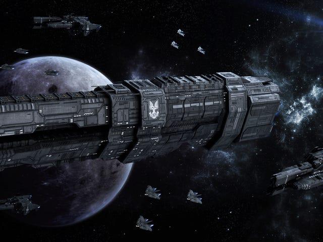 Kita Harus Dapat Mengesan Spaceships Bergerak Dekat Kelajuan Cahaya