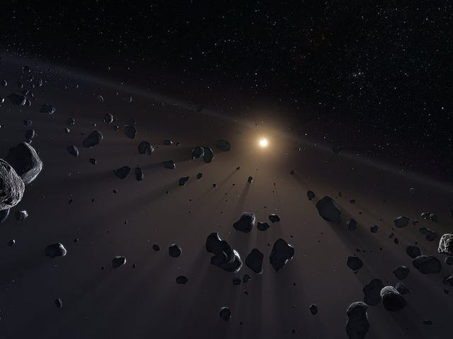 Is the Elusive 'Planet Nine' Actually a Massive Ring of Debris in the Outer Solar System?