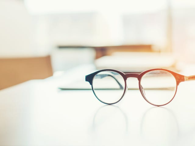 N'achetez pas de lunettes en ligne si vous avez une prescription forte ou compliquée