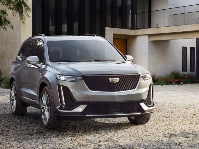 Here's the 2020 Cadillac XT6