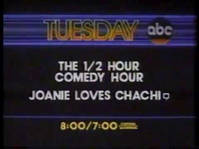 The 1/2 Hour Comedy Hour