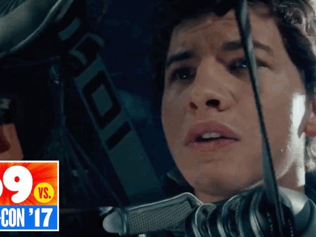 Ready Player One First Footage is a Spectacular Cornucopia of Pop Culture References