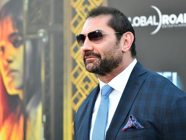 Dave Bautista Will Battle Zombies in Zack Snyder's Army of the Dead