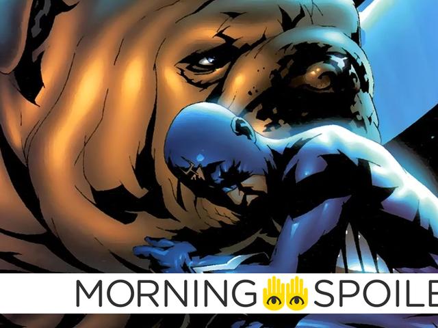 <i>Inhumans</i> Set Pictures nos dan nuestra primera mirada a Black Bolt y Lockjaw