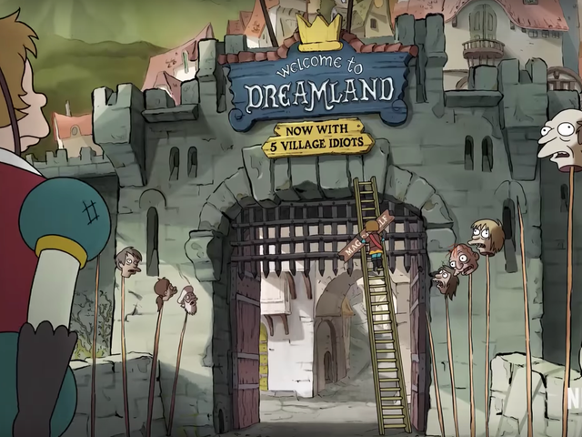 Matt Groening Swears Disenchantment Won't Be a Parade of Game of Thrones Parodies