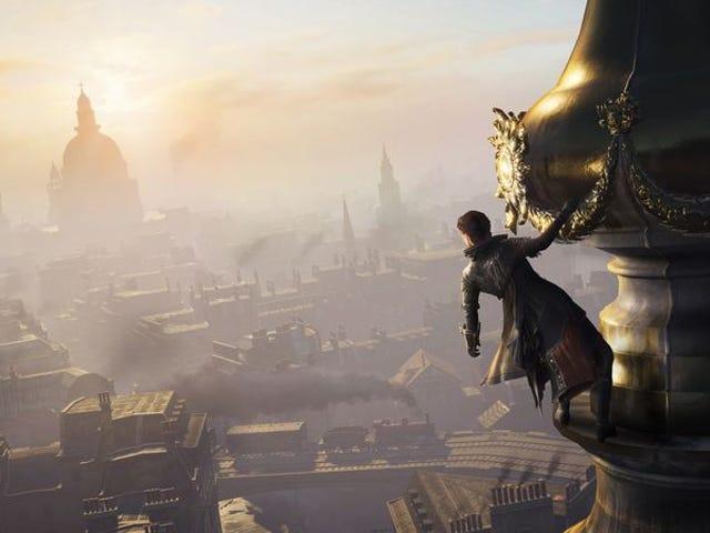 Un pie en el pasado es lo único que frena al Assassin's Creed Syndicate