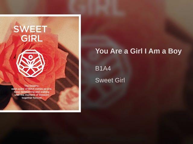 K-Pop Pick Of The Day: Jesteś dziewczyną, jestem chłopcem